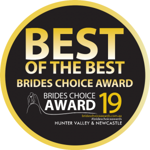 Brides Choice Award 2019 - Lovedale Wedding Chapel - Best of the Best
