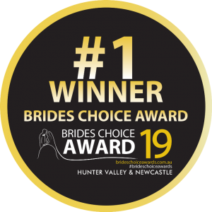 Brides Choice Award 2019 - Lovedale Wedding Chapel
